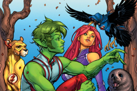Teen Titans #16 Review