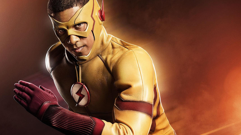 Kid Flash Boards the Waverider as the Newest Legend