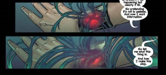 Witchblade #2 Review