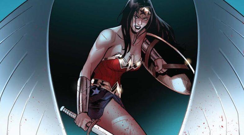 Wonder Woman #38 Review