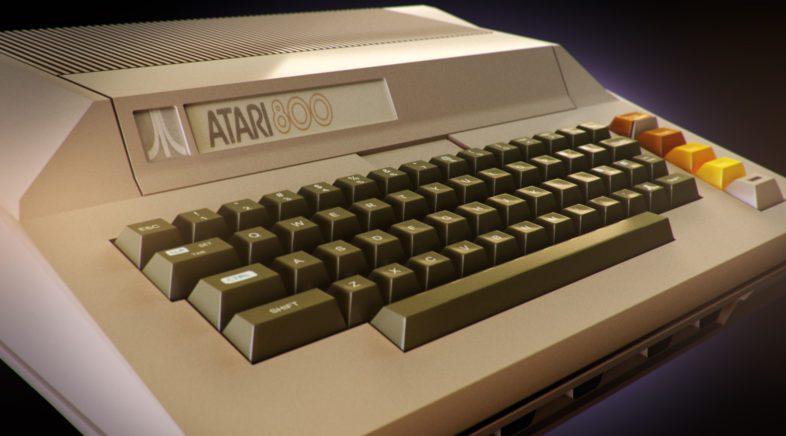 Atari 8-bit Computer Favorites – GXG Live