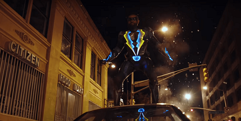 Black Lightning 1X01 REVIEW