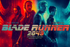 Blade Runner 2049 Blu-Ray And Special Features REVIEW