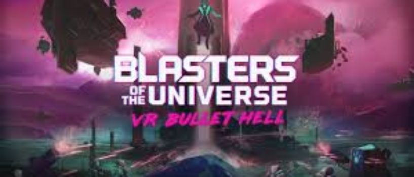 Blasters of the Universe comes to PlayStation VR