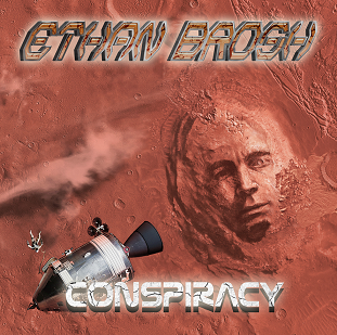 GUITARIST ETHAN BROSH SET TO RETURN WITH 'CONSPIRACY' ON FEBRUARY 16TH