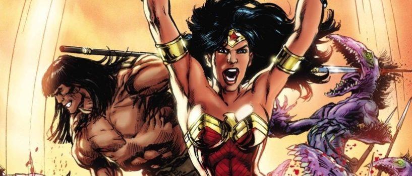 Wonder Woman/Conan #5 Review