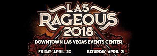 LAS RAGEOUS Music Festival Returns To Downtown Las Vegas April 20th – 21st