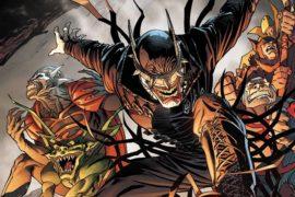 Dark Nights Metal #5 Review