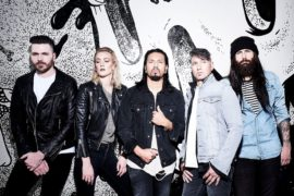 "Pop Evil Release ""Colors Bleed"" Music Video new album out February 16th"
