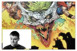 [Interview] DC Comics Scott Snyder talks Metal, Batman and the Signal and the Process of Writing Event Comics