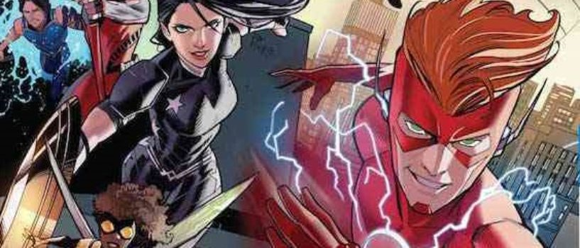 Titans #19 Review