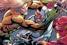 Justice League #39 Review