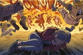 Giants #3 Review