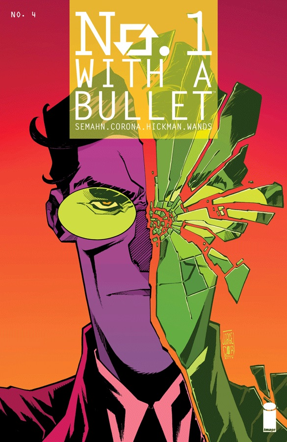 No. 1 With A Bullet #4 Advanced Review
