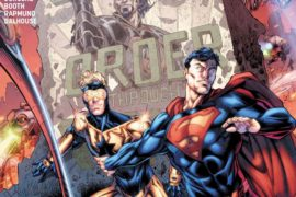 ACTION COMICS #997 EXCLUSIVE PREVIEW