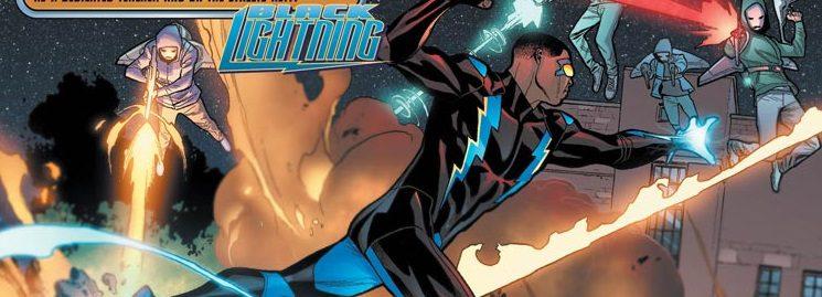 Black Lightning: Cold Dead Hands #4 Review