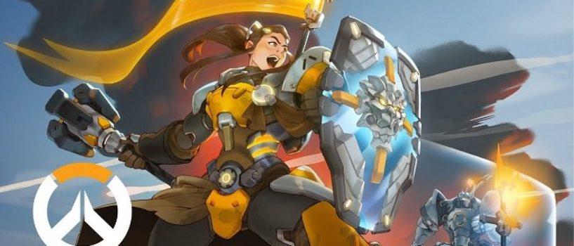 New Hero Brigitte joins Overwatch