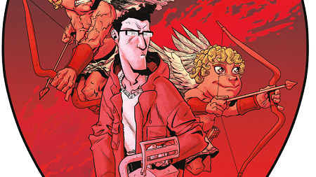 Death of Love #1 REVIEW