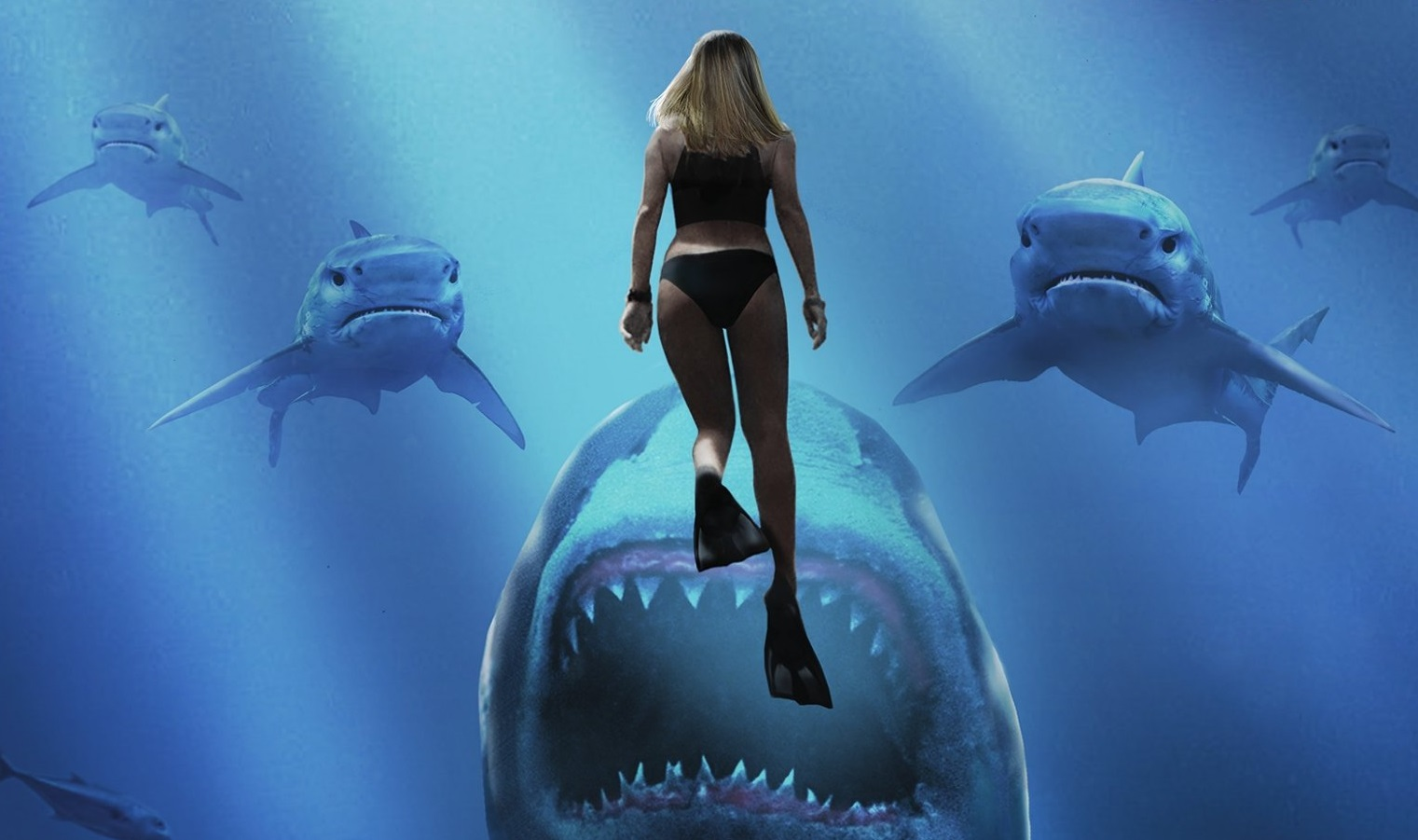 Rising From The Depths Deep Blue Sea 2 Hits DVD and Digital
