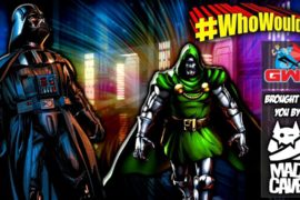 #WhoWouldWin: Doctor Doom vs. Darth Vader
