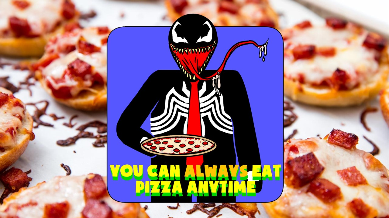 Hard At Work Episode #48: You Can ALWAYS Eat Pizza Anytime
