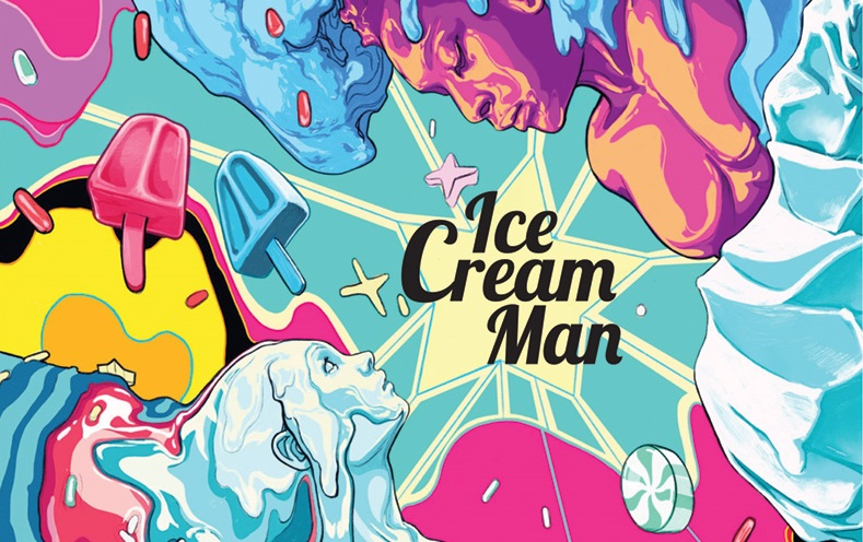 Ice Cream Man #2 Review