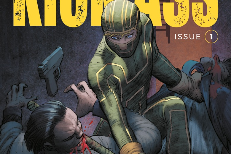 Kick-Ass #1 (2018) review
