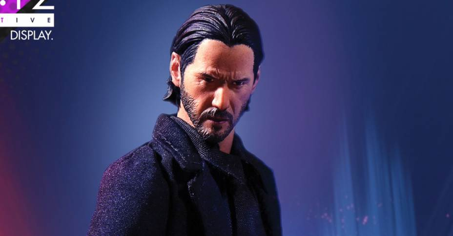 Mezco Reveals One:12 Collective John Wick