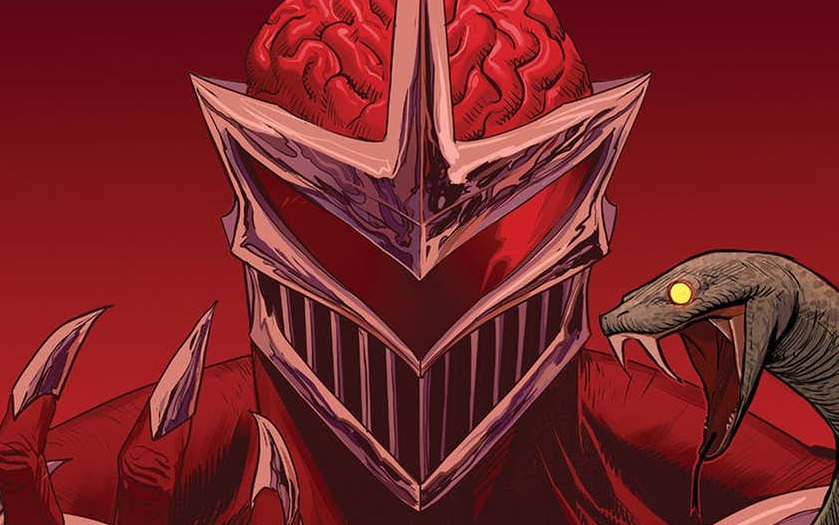 Mighty Morphin Power Rangers #24 Review