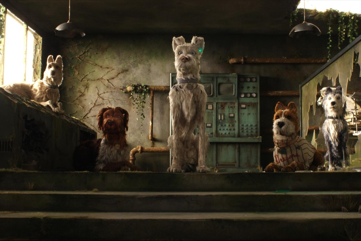 Wes Anderson's 'Isle of Dogs' set to close SXSW Film Festival