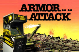Arcade Classic Armor Attack – Let the Battle Begin! – GXG RePlays