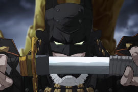 'Batman Ninja' is the next DC Home Video Original Film