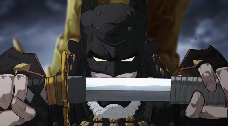 'Batman Ninja' is the next DC Home Video Original Film