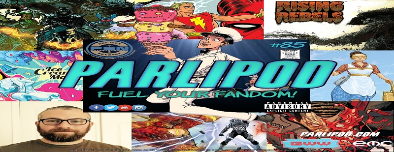 Parlipod #85: W. MAXWELL PRINCE INTERVIEW
