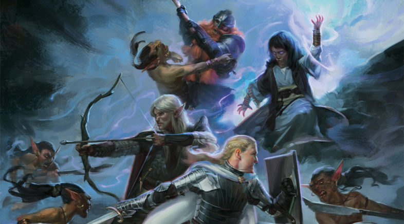 Paramount Looking to Lego Batman Director for Dungeons and Dragons