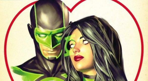 Green Lanterns #40 Review