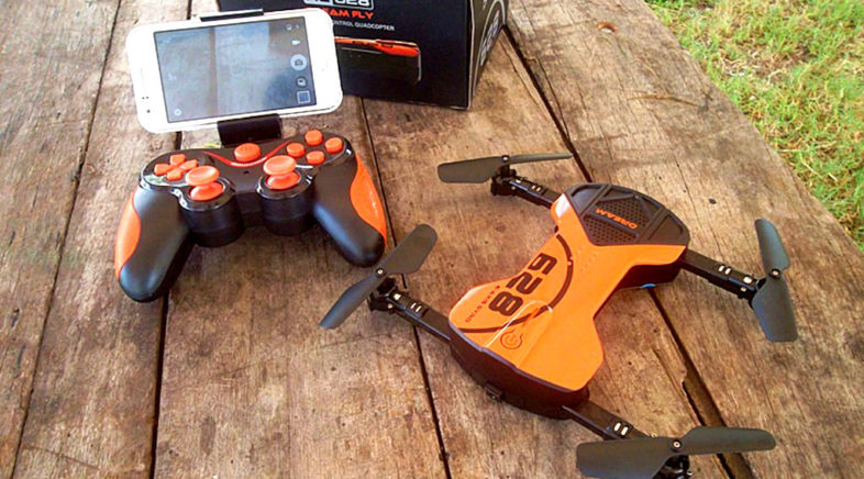 Dream Fly HC628 Pocket Drone  – GXG Unboxening