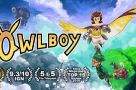 Owlboy Review [Nintendo Switch]