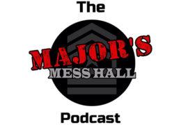 Major's Mess Hall Episode 63 – Ewen Macintosh