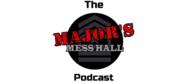 Major's Mess Hall Episode 63 – Ewen Macintosh