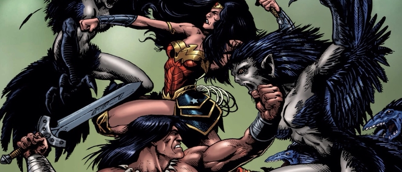 Wonder Woman/Conan #6 Review