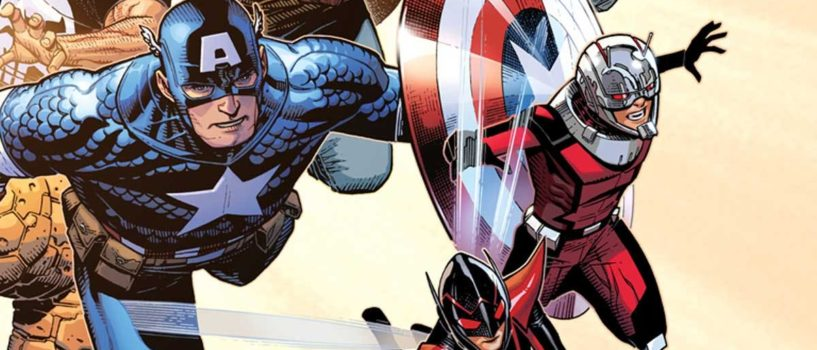 Marvel Comics off to a 'Fresh Start' This May