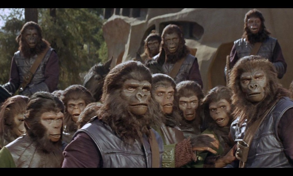Planet of the Apes (1968) 50th Anniversary Edition Out Now ...