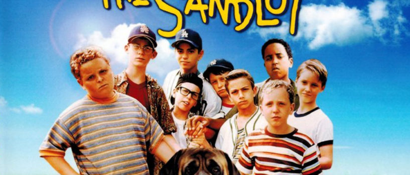 The Sandlot – 25th Anniversary Collector Edition Arrives on Blu-ray 3/27