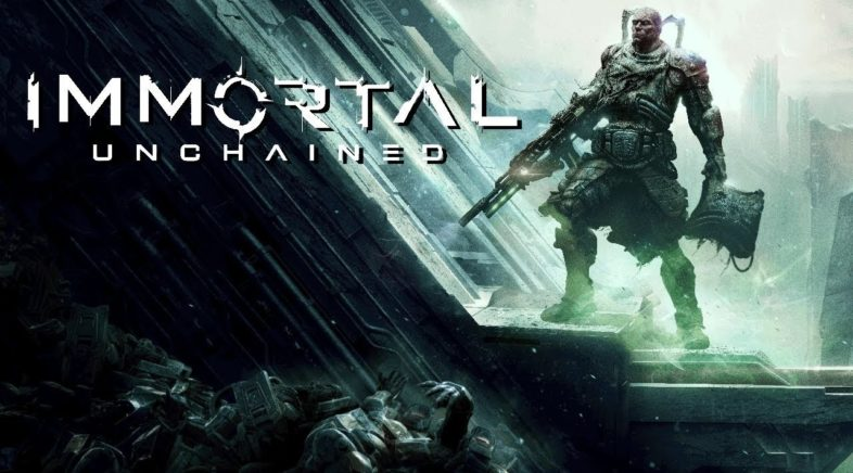 Preview: Immortal: Unchained