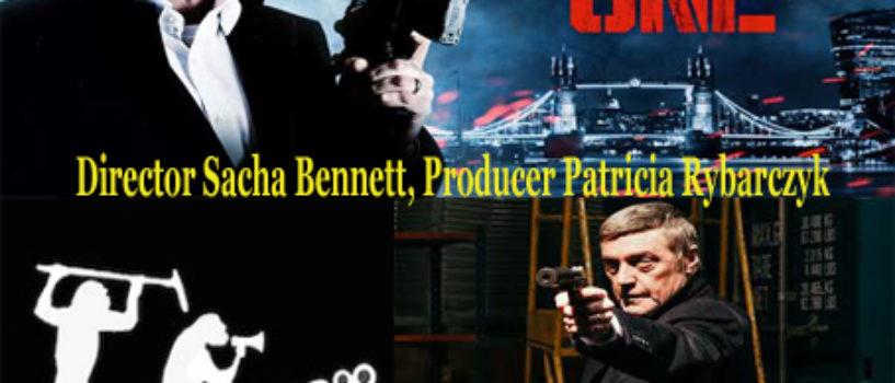 365Flicks #103: Indie Talk… **Tango One** Director Sacha Bennett, Producer Patricia Rybarczyk