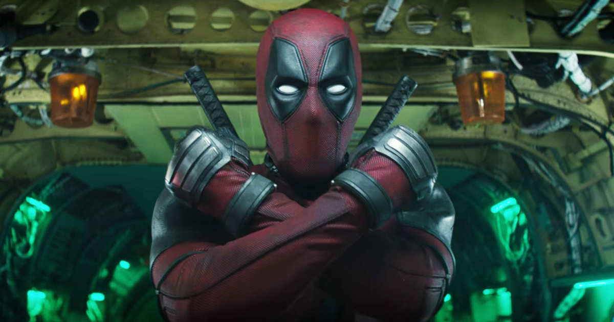 The Geek Side Podcast #23: Deadpool 2, MIB Reboots, and Indy 5, Oh My…