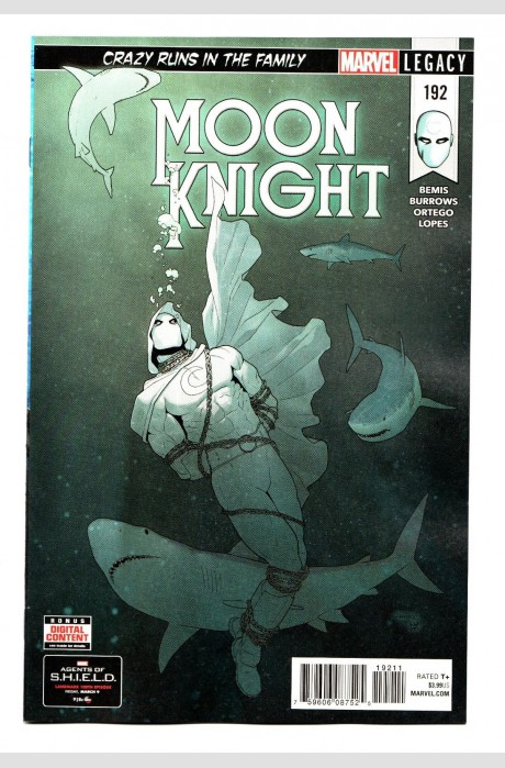 Moon Knight #192 Review