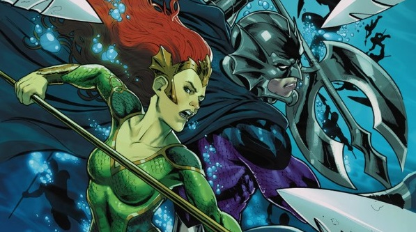 Mera: Queen of Atlantis #2 Review