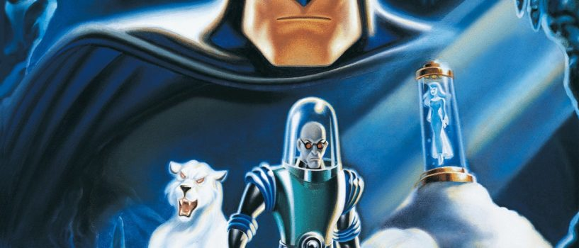 Batman & Mr. Freeze: Sub-Zero coming to Blu-Ray